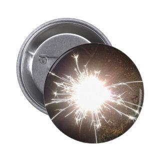 Sparkling button