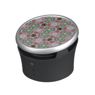 Sparkling Coloured Patterned Speaker