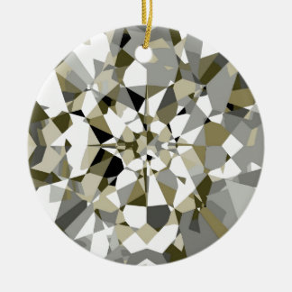 Sparkling Diamond Ornament
