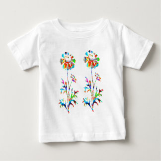 Sparkling Flowers T-shirts