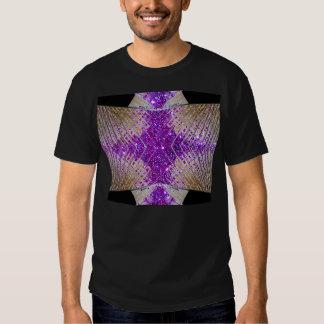 Sparkling Futuristic Designer Men's Tshirt