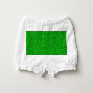 sparkling glitter neon green nappy cover