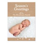 Sparkling Lights Holiday Card
