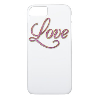 Sparkling Love iPhone 7 Case