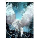 Sparkling Pegasus Postcard