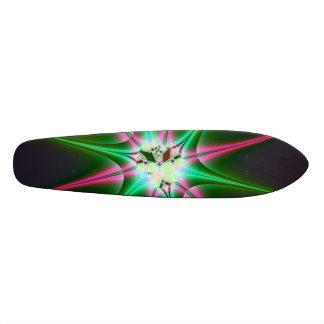 Sparkling Star Skateboard