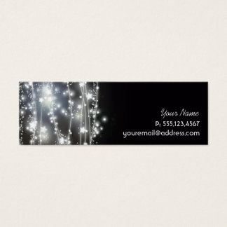 Sparkling Stars Mystical and Magical Profile Card