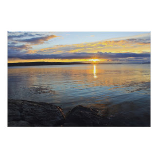Sparkling Sunrise Print