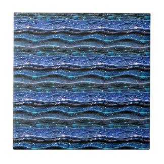 Sparkling Waves Tiles