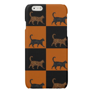 Sparkly Cats iPhone 6 Plus Case