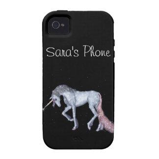 Sparkly Magical Unicorn iPhone 4 Case