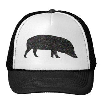 Sparkly Pig Hat
