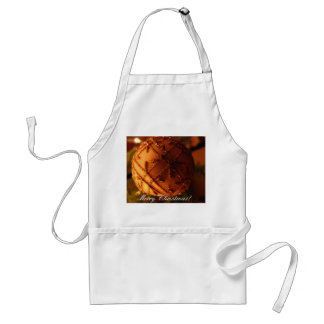 Sparkly Tree Decoration Adult Apron