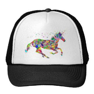 Sparkly Unicorn hat