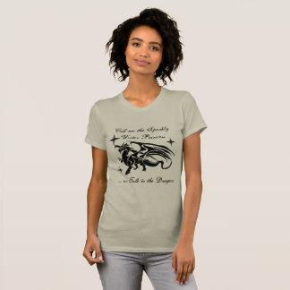 Sparkly Writer Princess T-Shirt