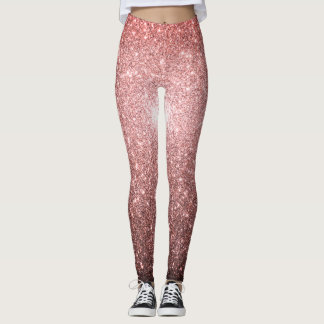 Sparks of Pink Leggings