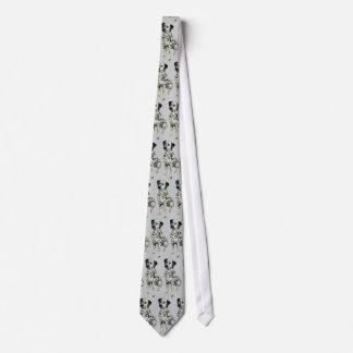 Sparky Dalmatian Dog Tie