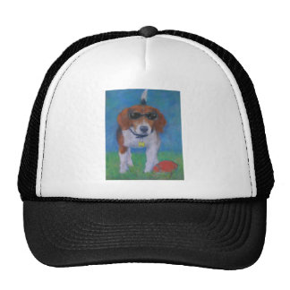 Sparky Dog Cool Dog Cap