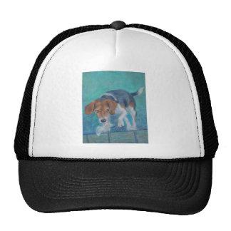 Sparky Dog:  The Trash Hound Beagle Cap