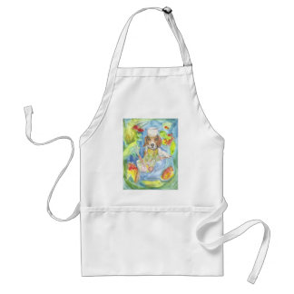 Sparky The Chef Standard Apron