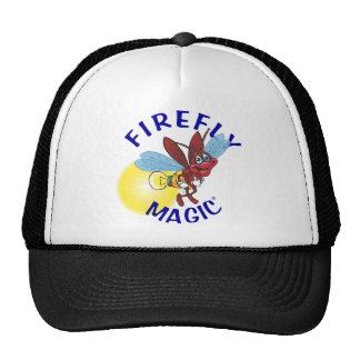 Sparky the Firefly Mesh Hat
