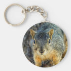 Sparky the Squirrel Keychain
