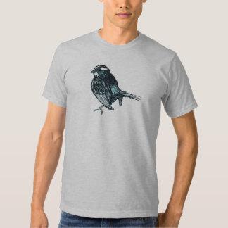 Sparrow - Blue Tshirts