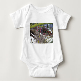 Sparrow in southern Spain Baby Bodysuit