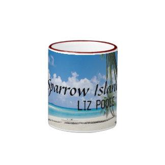 Sparrow Island Gang Ringer Mug