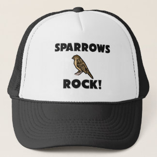 Sparrows Rock Trucker Hat