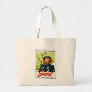 Spars World War 2  Bags