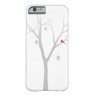 Sparse Christmas Tree Barely There iPhone 6 Case