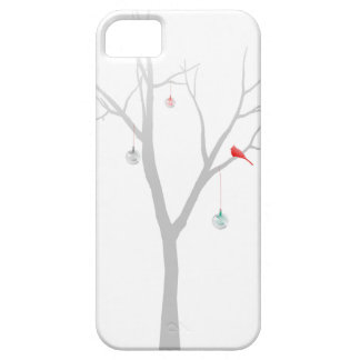 Sparse Christmas Tree iPhone 5 Case
