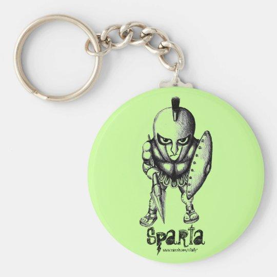 Sparta key chain design