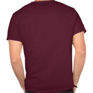 Sparta Maroon & Gold Lambda Seal Shirt