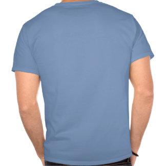 Sparta Red, White & Blue Lambda Seal Shirt