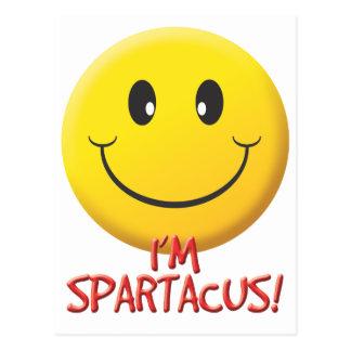 Spartacus Postcard