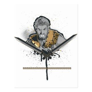 Spartacusit'smychoice Postcard