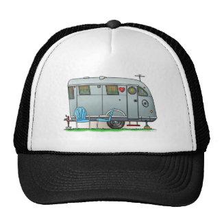 Spartan Camper Trailer RV Trucker Hats