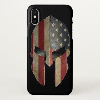 Spartan iPhone X Case