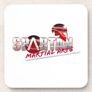 Spartan Martial Arts Products Coaster