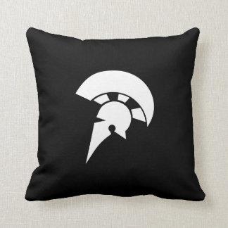 Spartan Pictogram Throw Pillow Cushions