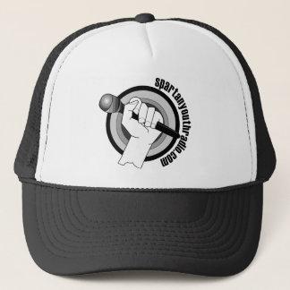 Spartan Radio's Iconic Logo Trucker Hat