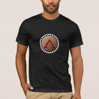 Spartan Shield Mens T-Shirt