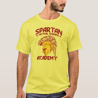 Spartan Tactical Training Academy T-Shirt