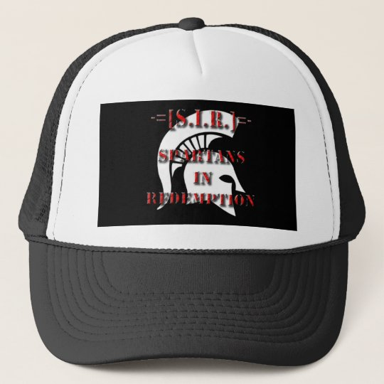 Spartans In Redemption Hat