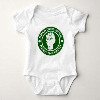 Spartans Soul Baby Bodysuit
