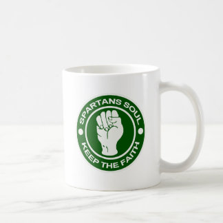 Spartans Soul Coffee Mug
