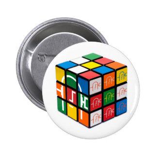 Spatula City Cube Button