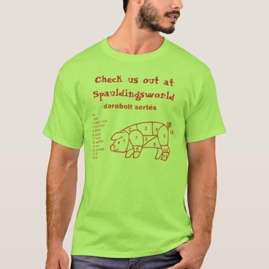 Spauldingsworld T-Shirt